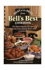 Best of the Best from Bell's Best Cookbook: The Most Popular Re... Free Shipping