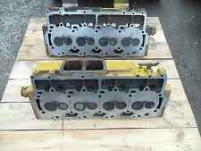REMANUFACTURED BY CATERPILLAR CAT 3208 CYLINDER HEADS w ALL CAT PARTS