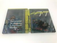 New Cyberpunk 2077 Collector's Edition Steelbook Case ONLY NO GAME PS4 Xbox PC
