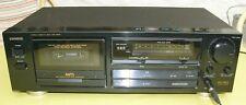 aiwa  Stereo Cassette Deck Model AD-F410