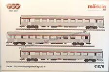 Märklin 41879 H0 3er-set Tee-schnellzugwagen der SNCF