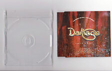 DAMAGE - LOVE LADY (4 TRK PROMO CD SINGLE) BLRDP 137 Electronica