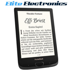 "PocketBook Basic Lux 2 eBook reader 8GB 6"" Monochrome E-Ink Carta"