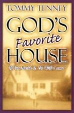 """God's Favorite House"" by Tommy Tenney (Christian Softcover 2000) Brand New"