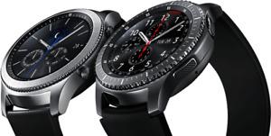 Samsung Galaxy Gear S3 Classic / frontier Smartwatch SM-R770 Watch GRADED