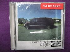 Kendrick Lamar / Good Kid, M.A.A.D City (DELUXE EDITION 2 CD) NEW SEALED