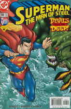 Superman: The Man of Steel #106 VF; DC | save on shipping - details inside