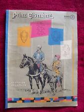 Prince Valiant - The Spy The King 8 publishing world on sonabend Orig.