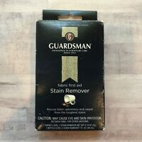 Guardsman Furniture Fabric First Aid Kit Stain Remover Upholstery Carpet NEW