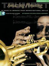 Amazing Phrasing Trumpet 50 Ways to Improve Your Improvisational Skill 000310902