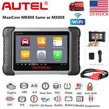 Autel MaxiCOM MK808 OBD2 Auto All-System Diagnosic Scanner Tablet VIN Tech IMMO