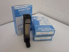 Parker Porter F65-200 Purge meter, N2, 0-55 L/min, Lot of 3 New