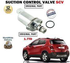 Per Chevrolet Trax 1.7 Td 2012- > Nuovo Carburante Pompa Aspirazione Valvola di
