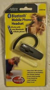 Jabra BT2040 Gray Ear-Hook Headsets NIB