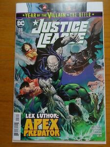Justice League #28A Cheung Variant 2019
