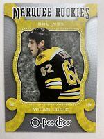 2007-08 O-Pee-Chee Marquee Rookies #513 Milan Lucic Boston Bruins RC