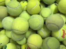 100 Used Tennis Balls - Free UPS Ground Shipping - Dog Toys