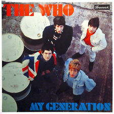 THE WHO My Generation Mono Remastered 180gm Vinyl LP New & Sealed