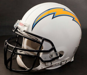 DARREN SPROLES Edition SAN DIEGO CHARGERS NFL Riddell REPLICA Football Helmet