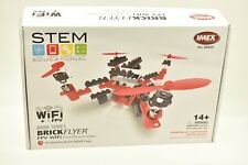 88805 IMAX DRONE  BRICKFLYER FPV WIFI FRIST PERSON VIEW: RED,YELLOW,BLUE, STEM
