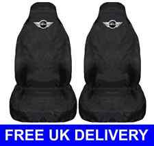 MINI CAR SEAT COVERS PROTECTORS WATERPROOF - One Cooper All Models