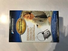 Plantronics Telephone Headset System S12 Amplifier and Headset