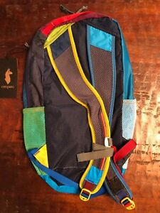 Cotopaxi Batac Sixeen Del Dia 16L Hiking Backpack Multi Color Lightweight