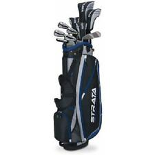 Golf Club Set Complete 16-Piece Carry Bag Lightweight Durable Left Handed NEW