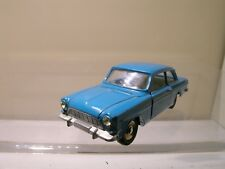 DINKY TOYS FRANCE 538 FORD TAUNUS 12M SEDAN TURQUOISE SCALE 1:43