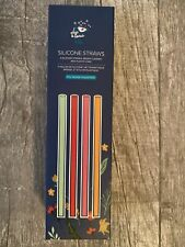 Chic & Tonic Silicone Straws.● New In Box