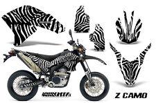 YAMAHA WR250X WR250R WR 250 R X 07-15 GRAPHICS KIT CREATORX DECALS ZCWNP
