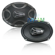 "*NEW* HERTZ ECX-690.5 6""x9"" 3-Way ENERGY SERIES FULL-RANGE CAR SPEAKERS ECX690.5"