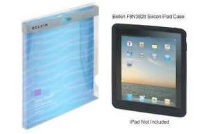 Belkin Grip Swell Shock-absorbent Protective Silicon Case For Apple iPad 1