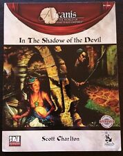 D&D 3.0 Arcanis IN THE SHADOW OF THE DEVIL Dungeons and Dragons D20 PCI1006 NM-