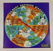 DILBERT Executive Decision Maker Hallmark