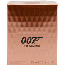 James Bond 007 for Women II 75 ML Eau de Parfum Edp Spray Woman