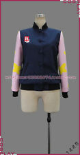Free! Iwatobi Swim Club Ryugazaki Rei Halloween Jacket Top Coat Cosplay Costume