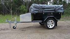 Scout Motorbike and Small Car Camper Trailer Package