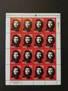 Che Guevara commemorative stamp