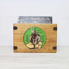 "The Clash Record Box Large 80 Album Crate 12"" Vintage Punk Vinyl"