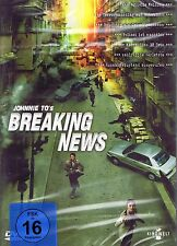 DVD NEU/OVP - Breaking News - Richie Jen, Kelly Chen & Nick Cheung