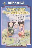 Sideways Stories from Wayside School, Paperback by Sachar, Louis, Brand New, ...