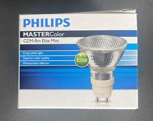 Philips CDM-Rm Mini 20W/830 GX10 MR16 25DMetal HID lamp C130 (BOX OF 12 UNITS)