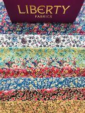 """Liberty Tana Lawn Pink Green, Blue Tatum Various scrap Packs 6"""" X  9""""🌺💝"""