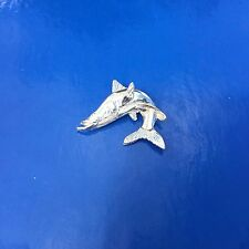 STERLING SILVER 925 PURE NAUTICAL SNOOK PENDANT MARINE FISH JEWELRY