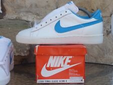 Vintage 1987 Nike Wimbledon Tennis Classic UK 6.5 Made In Korea john mcenroe OG
