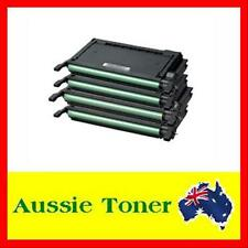 4x Toner for Samsung CLP620ND CLP670ND CLX6220FX CLTK508L CLTC508L CLTM508L