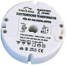 rund Eaglerise SET300CK Halogen Trafo 12V 300 Watt VA Durchmesser 118,5 mm