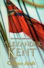 Colours Aloft - Alexander Kent - Small Paperback - 20% Bulk Book Discount