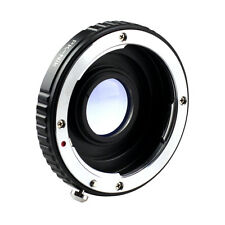 Adapter for Pentax PK Lens to Nikon Mount Ring Camera Glass Focus D5000 D7200